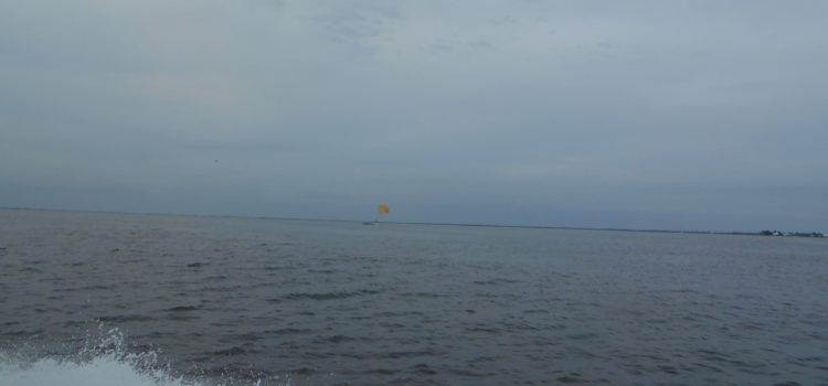Why Wind Cancels Boat Tours In Key Largo